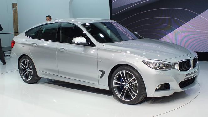 Vido En Direct De Genve 2013 La BMW Srie 3 GT La