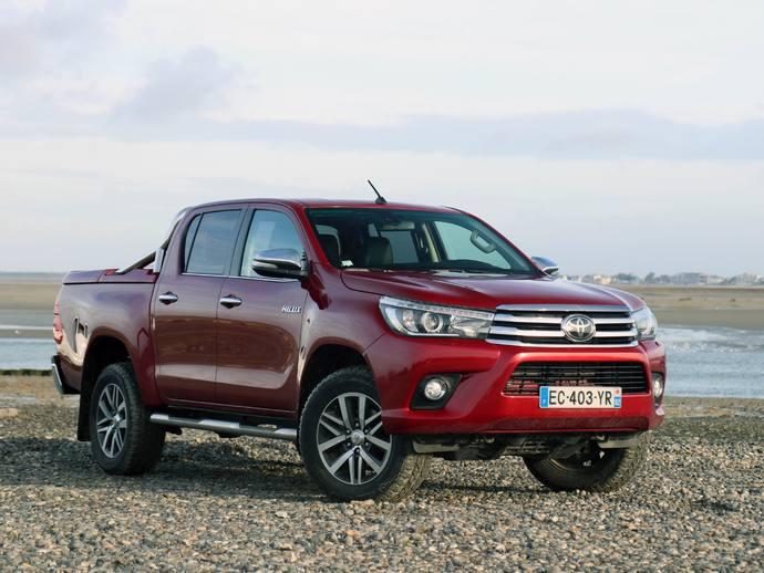 Voiture Toyota Hilux Occasion Annonce Toyota Hilux La Centrale