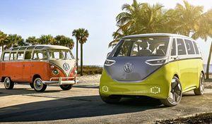 Volkswagen hires at Tesla for electrical