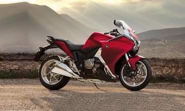 Honda VFR Sports Bike