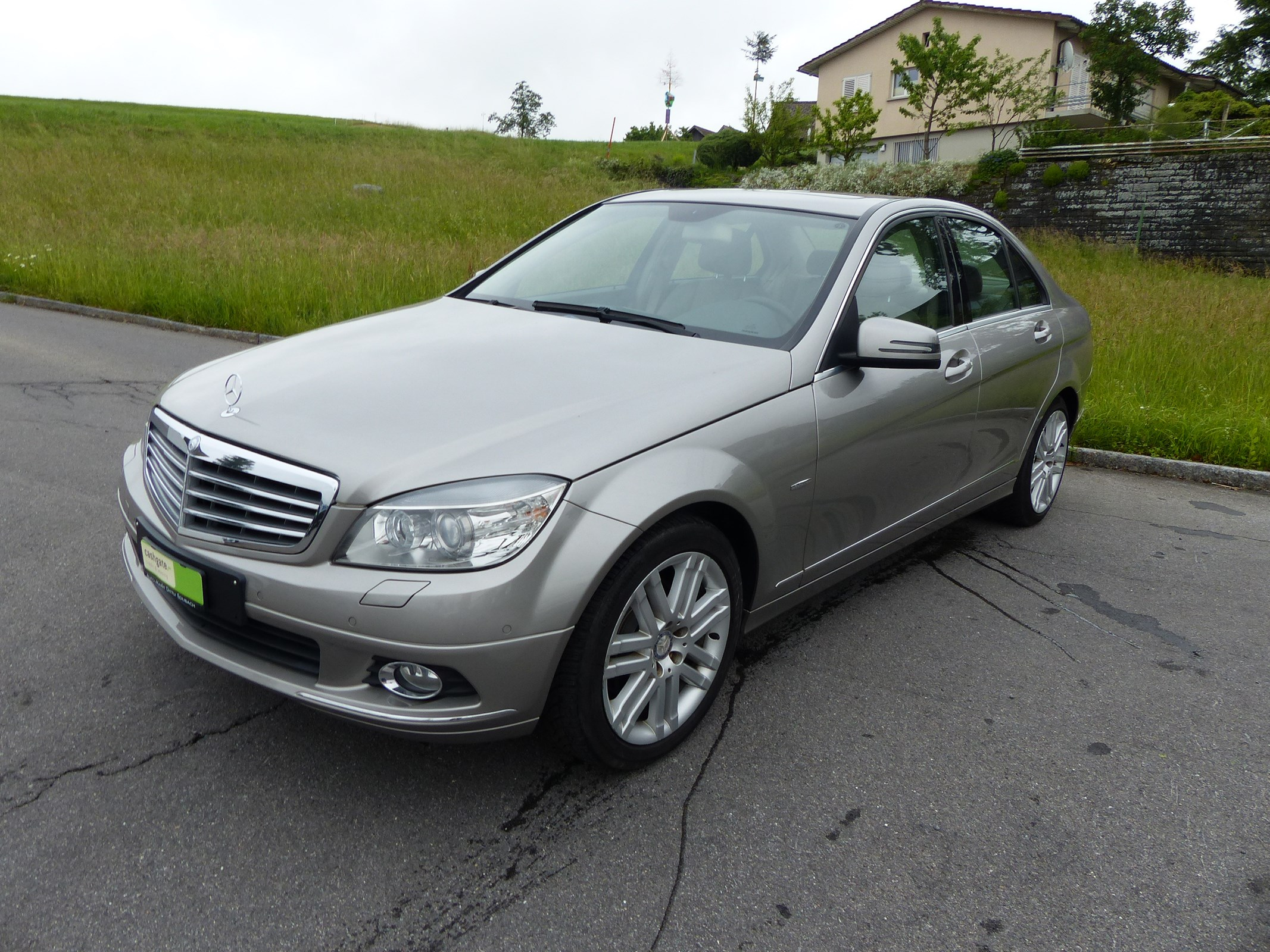 Check spelling or type a new query. Gebraucht Limousine Mercedes-Benz C-Klasse C-CLASS C 200 ...