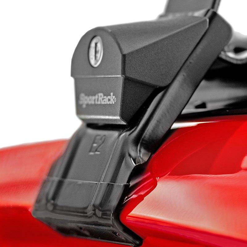 sportrack sr1010 complete roof rack system