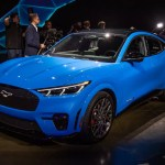 2021 Ford Mustang Mach E Not Really A Mustang But That S Ok News Cars Com