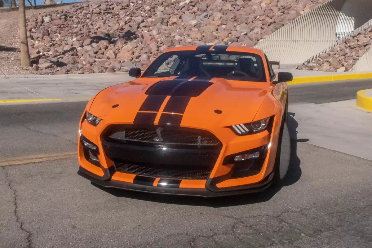 But there are two new curious attributes to its. 2020 Ford Mustang Shelby Gt500 6 Things We Like And 3 Things We Don T News Cars Com