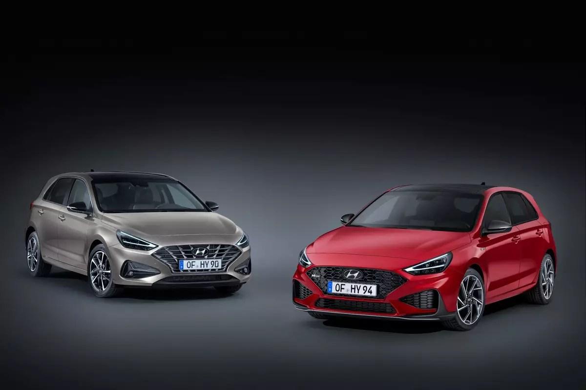When to expect september 2021. 2021 Hyundai I30 Hatchback The Next Elantra Gt News Cars Com