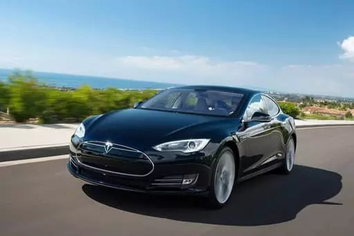 How Quickly Does The Tesla Model S Battery Charge News Cars Com