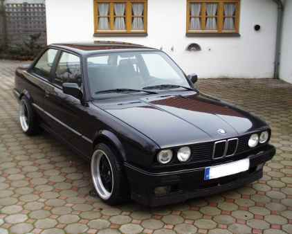 BMW 350i: E30 3 Series With A 350Hp BMW V12 Engine ...