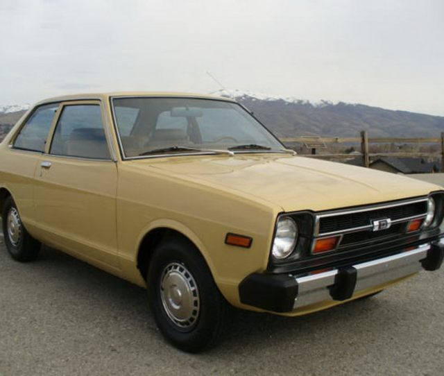 Old School Datsun B210 Classically Efficient Ebay Find