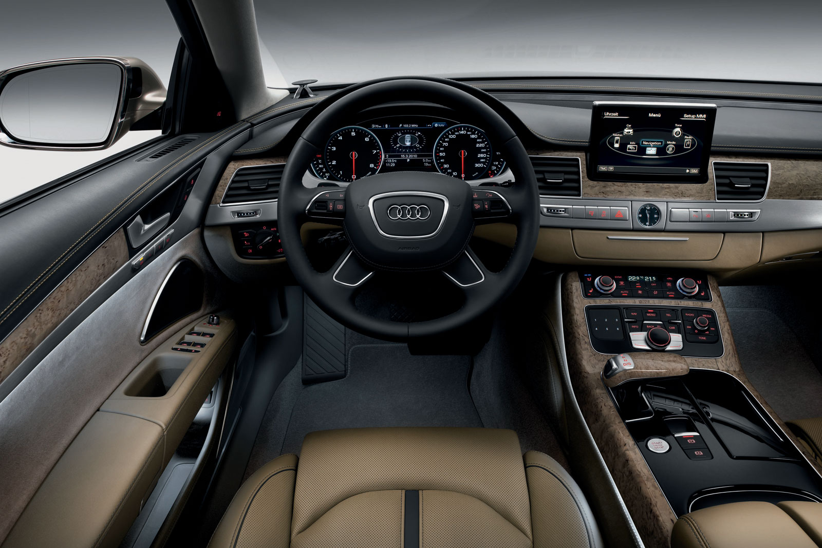 Ward s Auto Announces the 10 Best Car Interiors of 2011   Carscoops TagsAudi