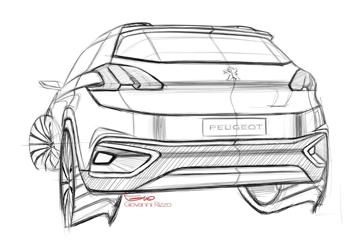 Beijing Show Urban Crossover Concept Is Peugeot S