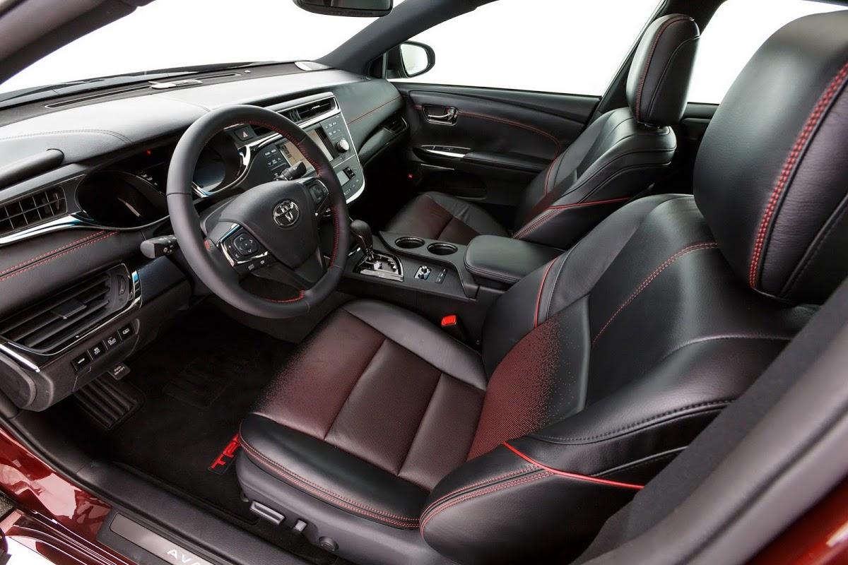 2013 Avalon Sedans Tuned By Toyota Trd And Dub Magazine