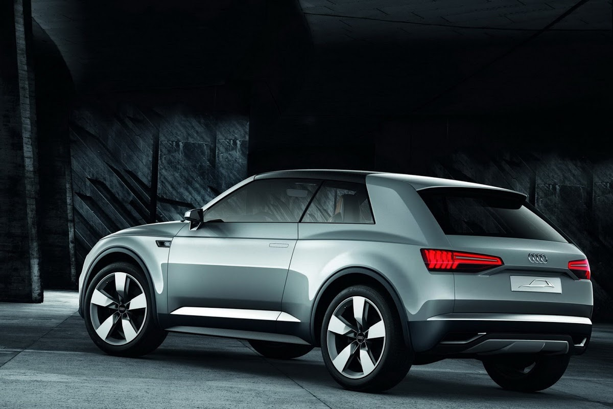 Audi Wants To Double Suv And Crossover Lineup With Q2 Q4