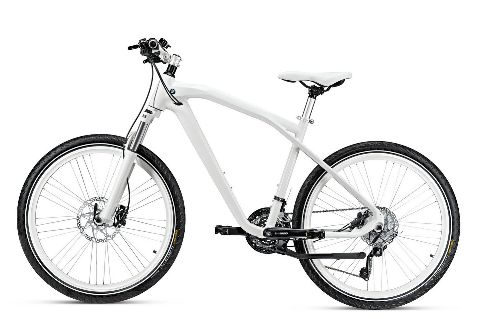 Bmw Launches Third Generation Bicycle Collection