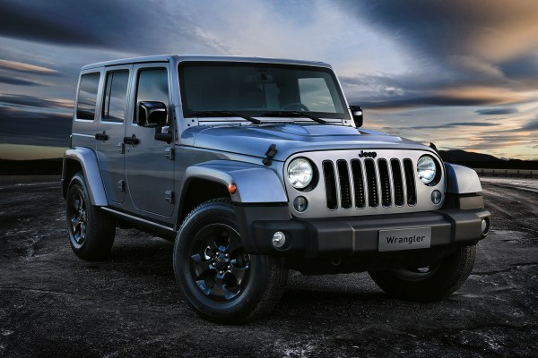 Jeep Releases Wrangler Black Edition II, Adds New Engine ...