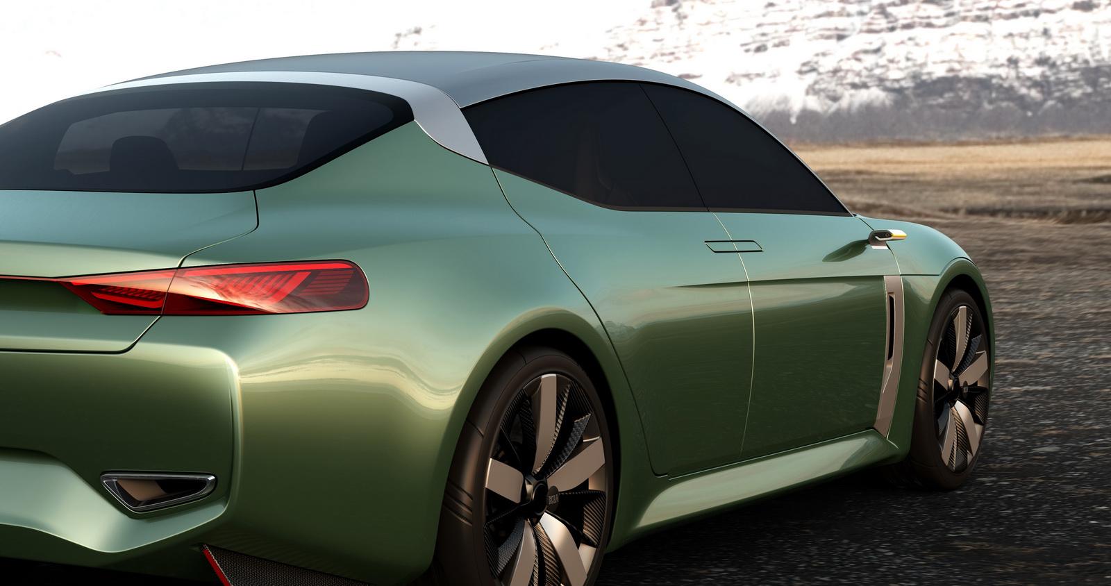 Forte Based Kia Novo Concept Hints At Brand S Future