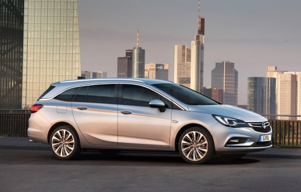 All-New Opel Astra Sports Tourer Is Lighter And More ...