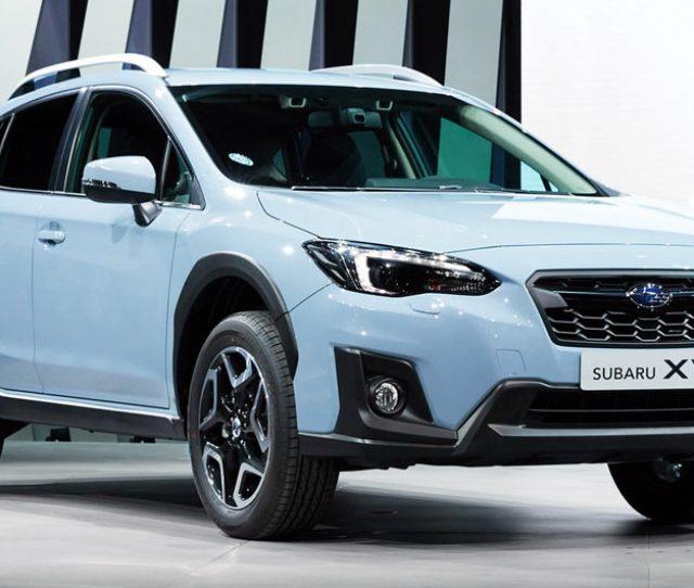 Subaru Xv Is Here With Familiar Looks New Platform