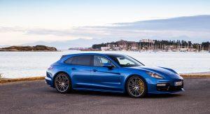 Porsche Panamera Sport Turismo And Turbo S E Hybrid