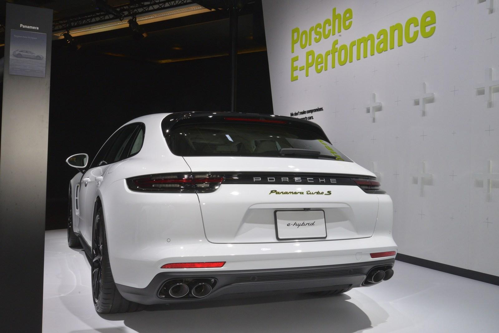 Porsches Panamera Hybrid Wagon Is An Impressive Piece Of