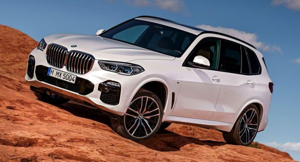 2019 BMW X5 (G05): This Is It, First Official Photos ...