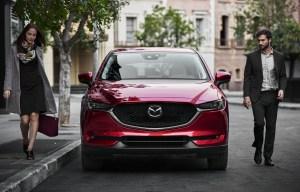 Mazda CX5 (20182019): обзор, цена, где купить кроссовер