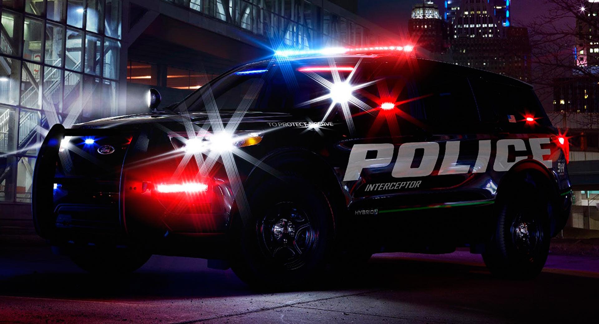 2020 Ford Police Interceptor Utility Is America S Fastest