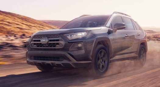 2019 Toyota Rav4 Trd Off Road Is The One You Ll Take Off The Beaten