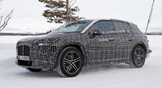 2021 BMW X5 Will Introduce Electric Version >> Bmw S 2021 Inext Electric Suv Will Be Its Technology Flagship Car