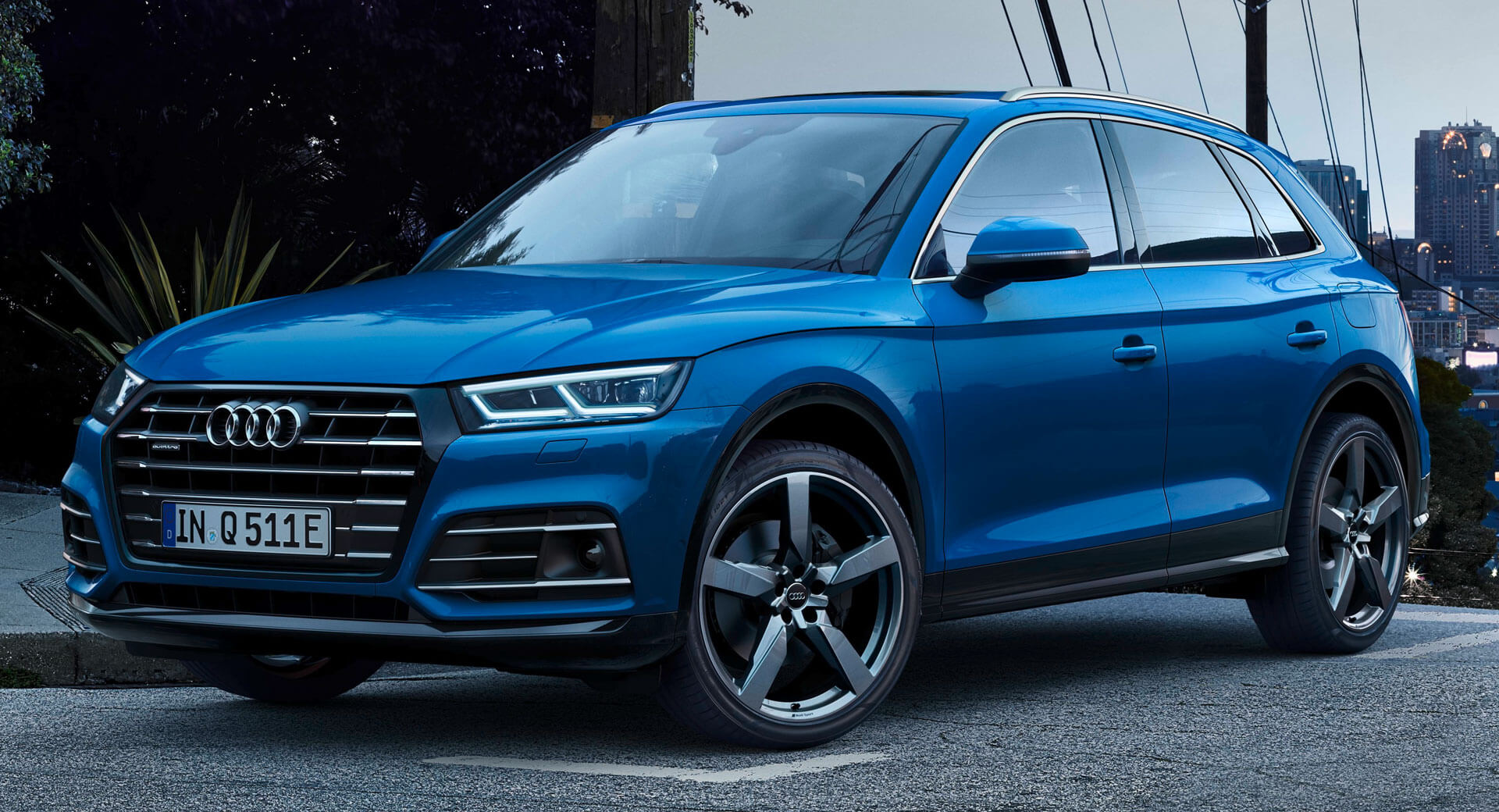 New Audi Q5 55 Tfsi E Quattro Is A 362 Hp Phev Carscoops