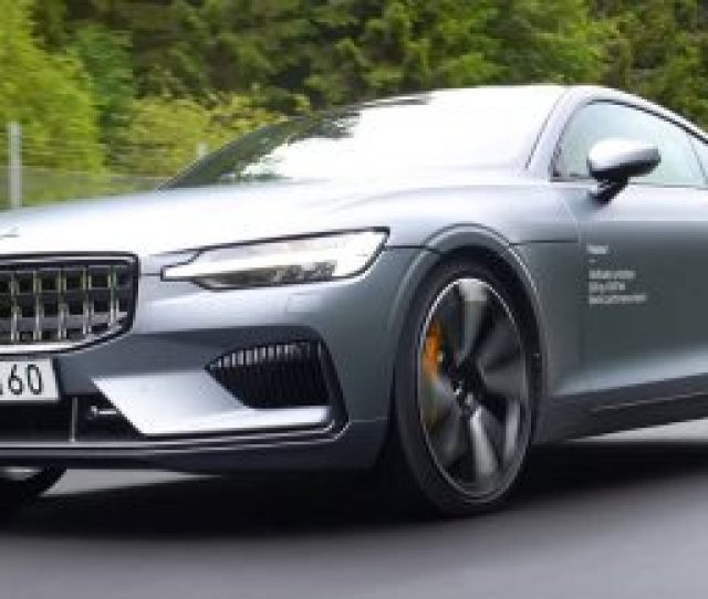 Volvos Performance Brand Hits The Nail On All Fronts With Impressive Polestar 1
