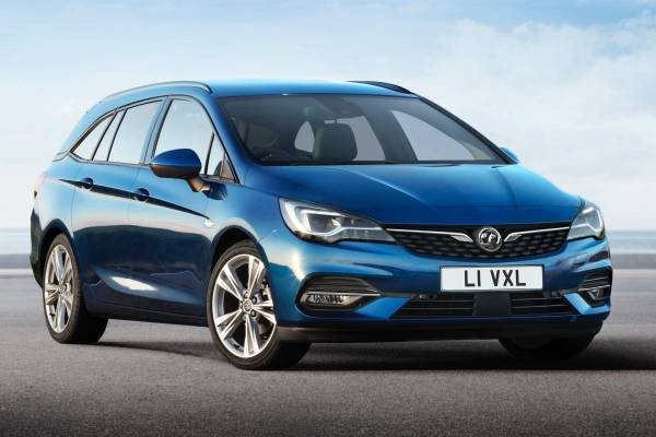 Facelifted 2020 Opel / Vauxhall Astra Breaks Cover With ...