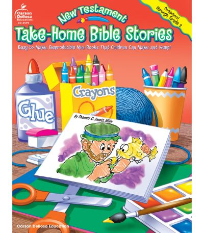 New Testament Take-Home Bible Stories Resource Book