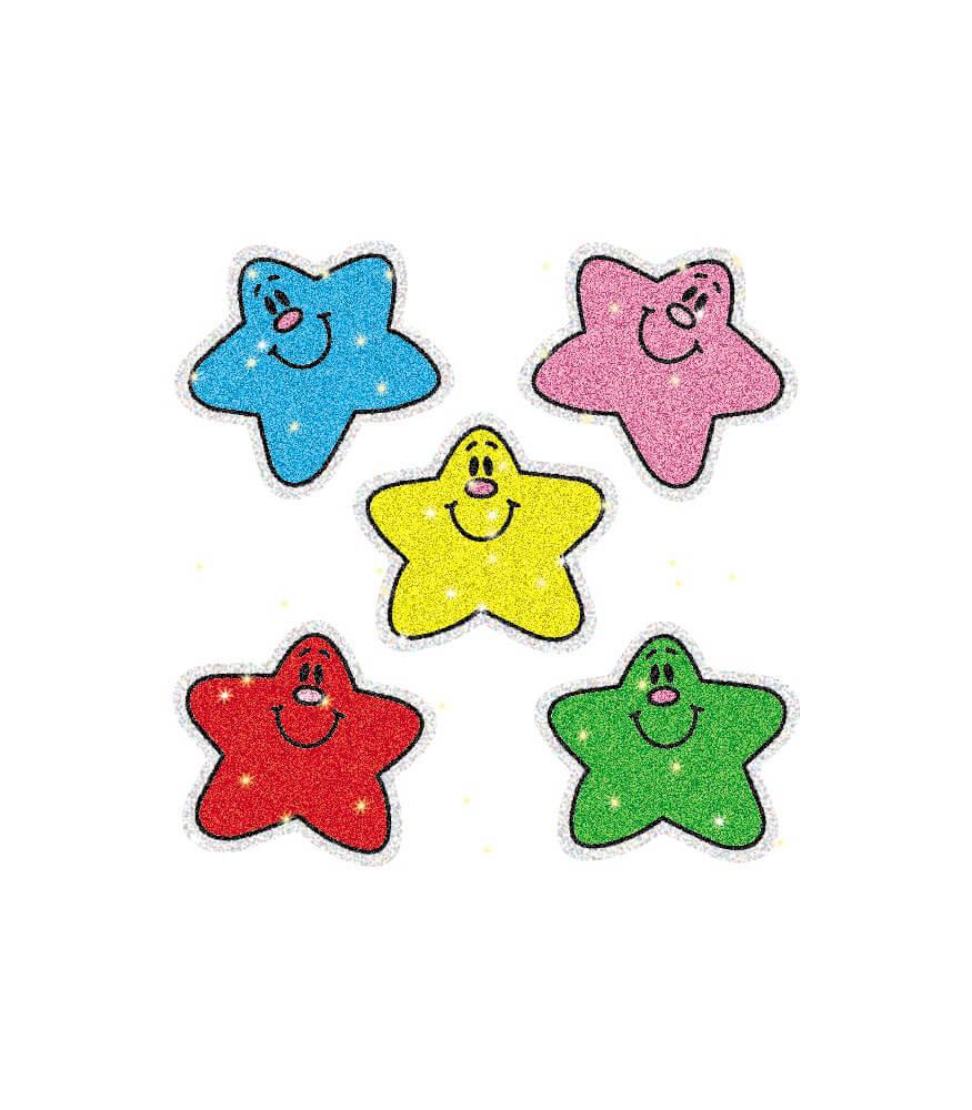 Stars Dazzle Stickers