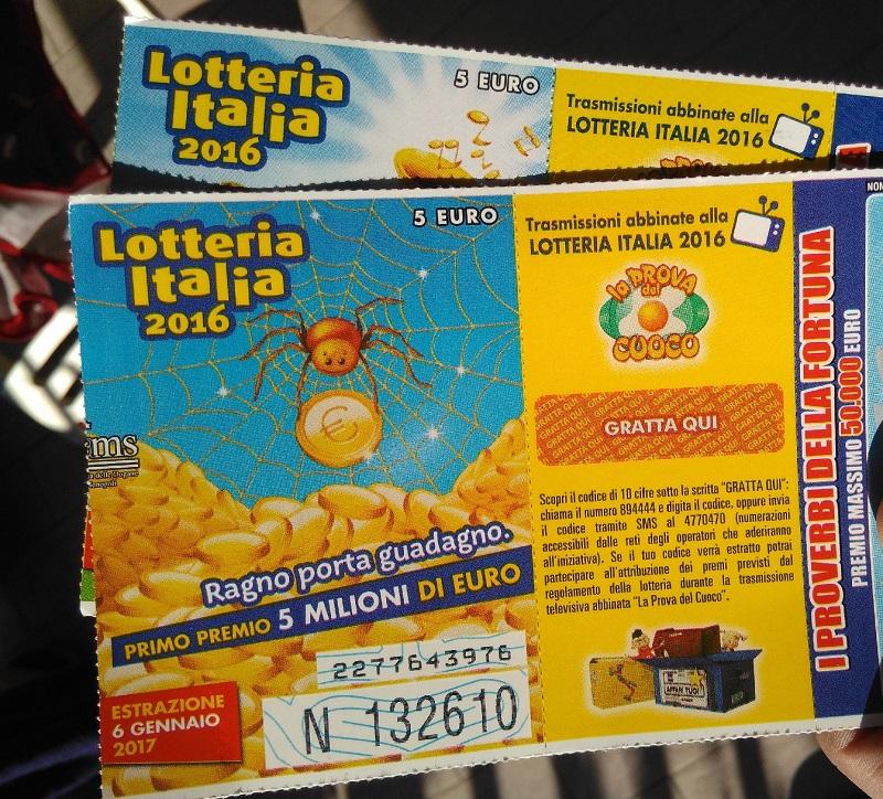 Lotteria: a Desenzano 50mila euro!
