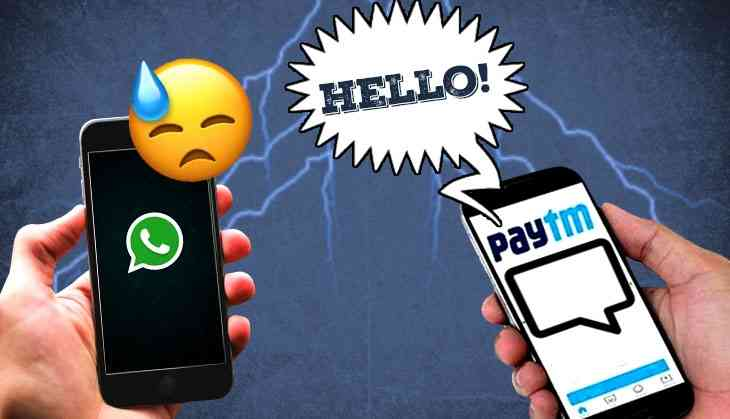 Image result for whatsapp vs paytm