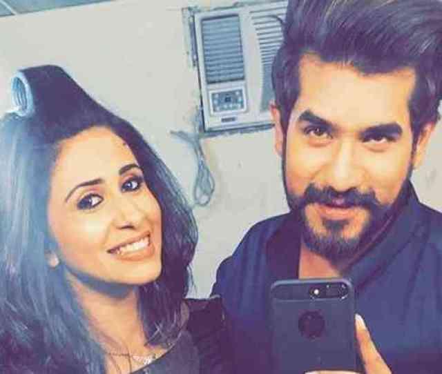 Real Life Couple Suyyash Rai Kishwer Merchant To Play Brother Sister On Screen