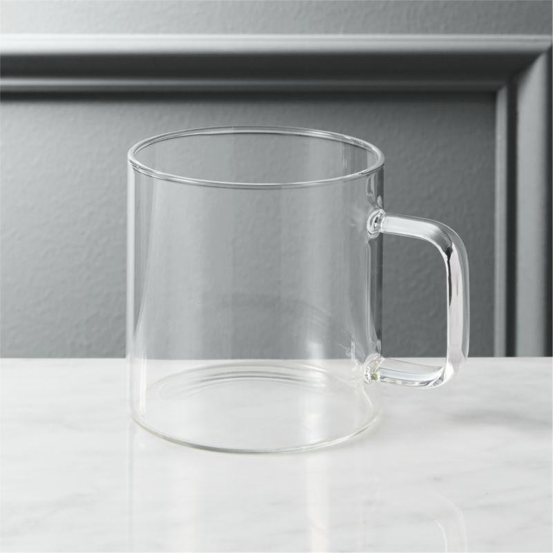 Cantina Big Glass Mug Reviews CB2