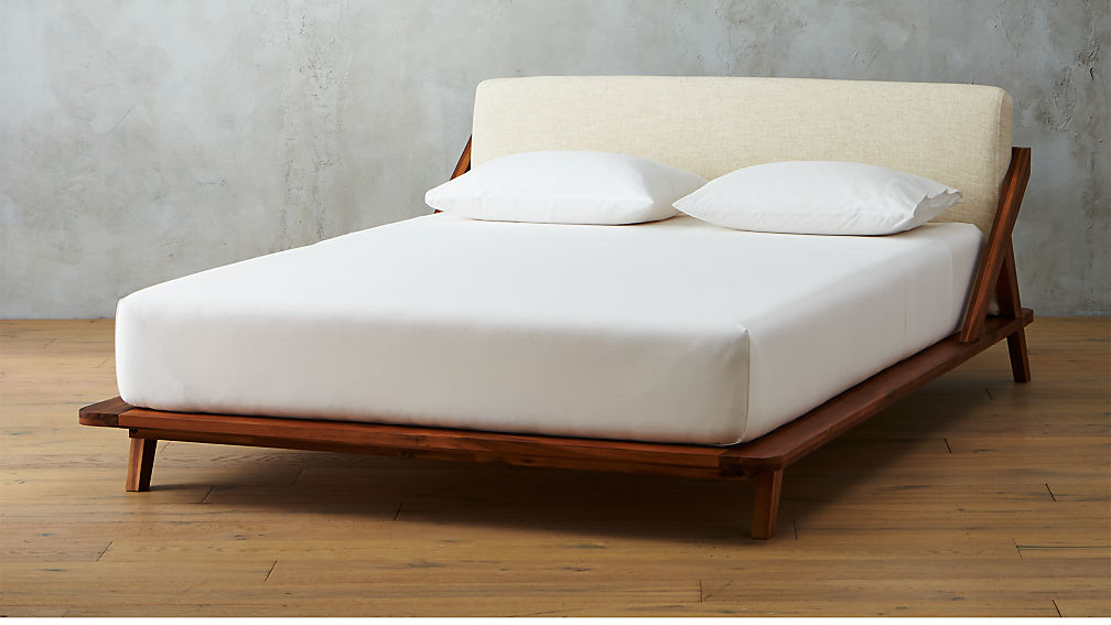 Drommen bed from cb2.com $1199 to $1499 CAD