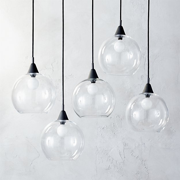 Large Industrial Pendant Light