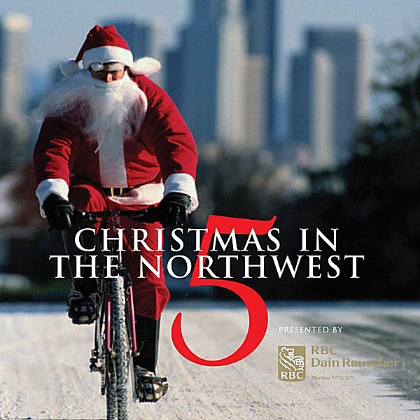 Various Artists Christmas In The Northwest Vol 5 CD