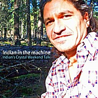 Indian in the Machine : Indian's talk at Crystal Weekend