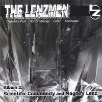 Lenzmen album cover Scientific Community