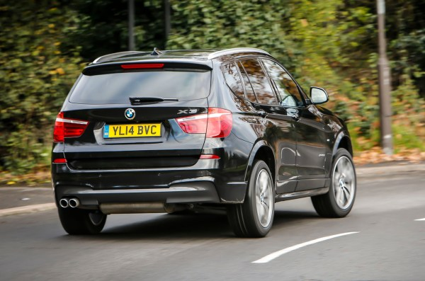 2014 BMW X3 xDrive35d M Sport review | Autocar