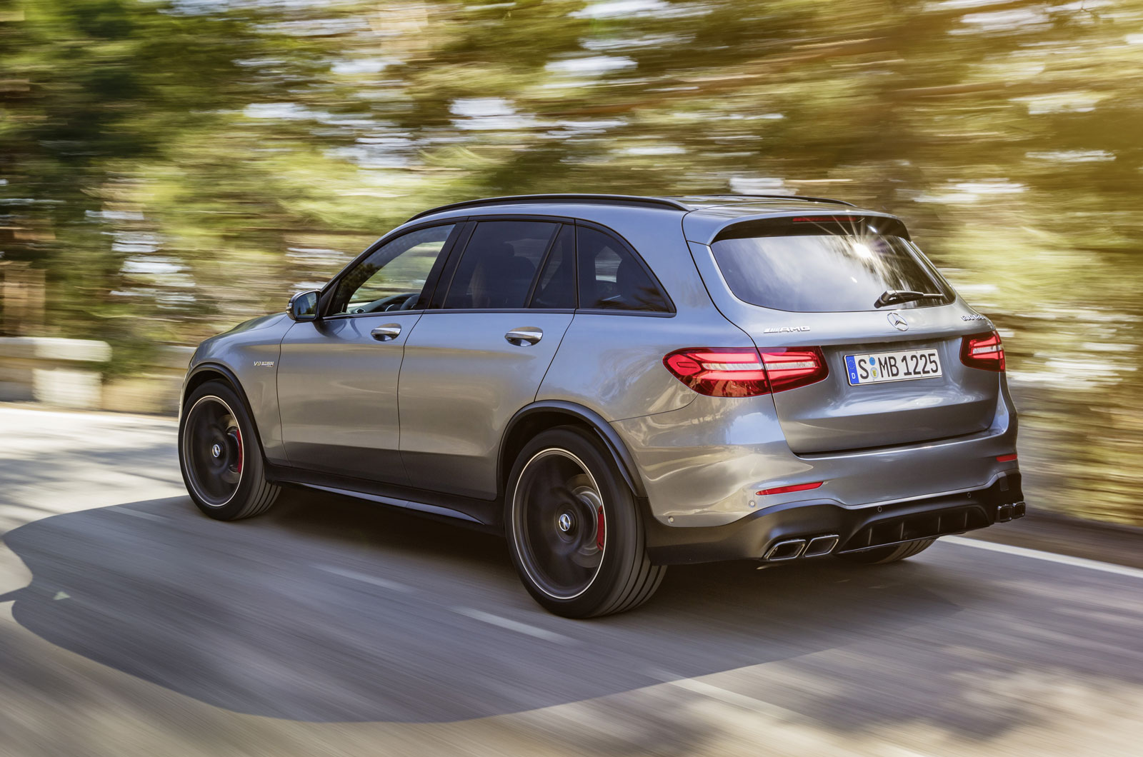 Mercedes AMG GLC 63 And GLC 63 Coupe Pricing Revealed