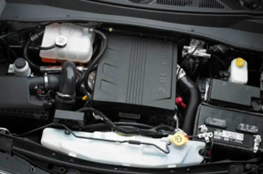Dodge Nitro 28 CRD SE review | Autocar
