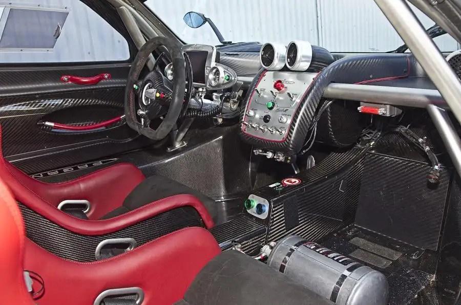 Pagani Zonda R Review 2017 Autocar