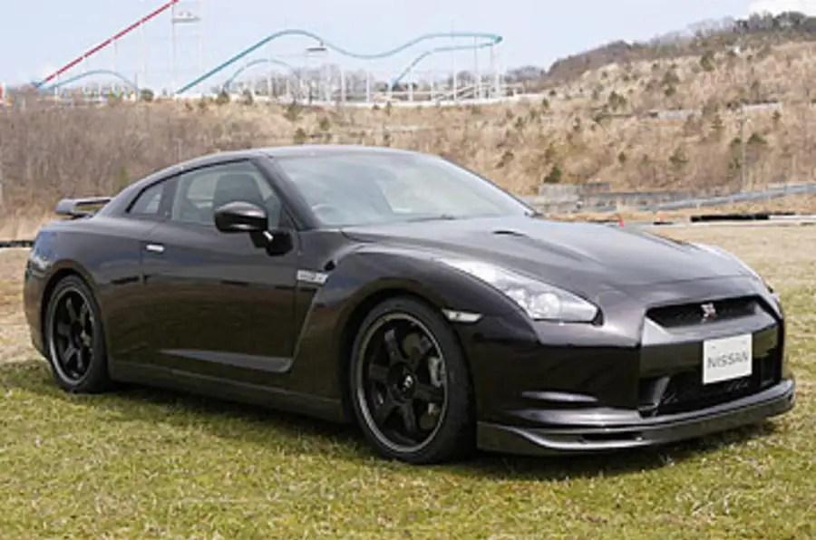 Nissan GT R Spec V First Drive
