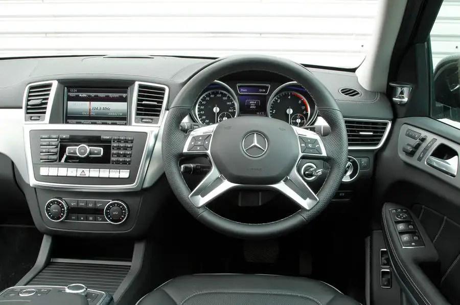 Mercedes Benz GL Class 2013 2015 Review 2017 Autocar