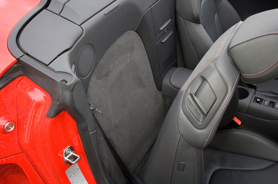 Audi R8 Spyder V10 2010 2014 Review 2017 Autocar