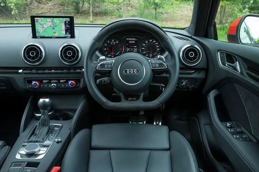 Audi RS3 Sportback 2015 2016 Review 2017 Autocar